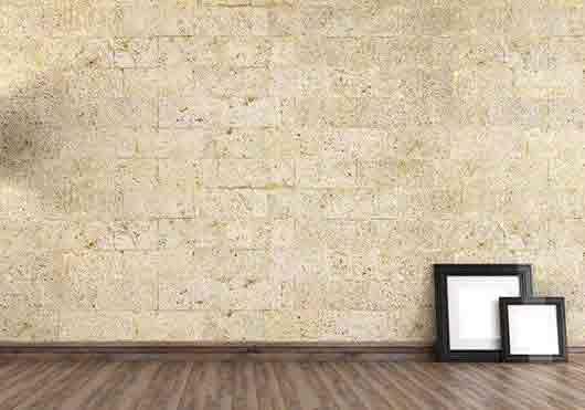 針對牆壁、房頂等治理流程